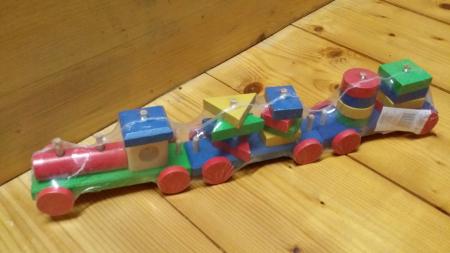 Tren cu forme geometrice1