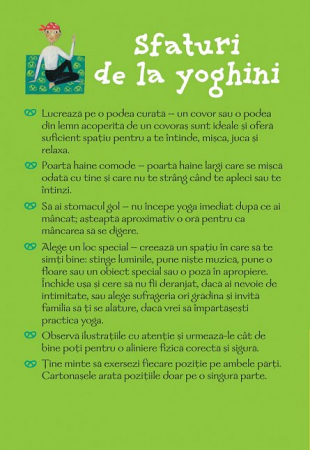 Yoga pentru toti: 50 de activitati distractive de yoga pentru copii si adulti [4]