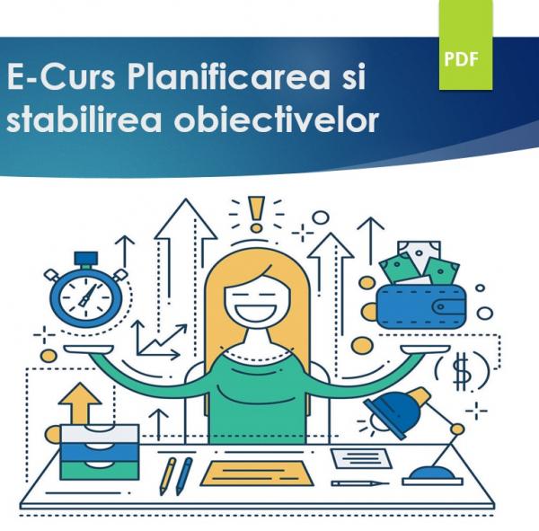Curs online Planificarea si Stabilirea Obiectivelor 0