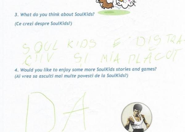 Self Confidence - Life Skills pentru copii 6-12 ani