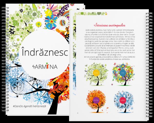 "Agenda ""Indraznesc"" by Armina 1"