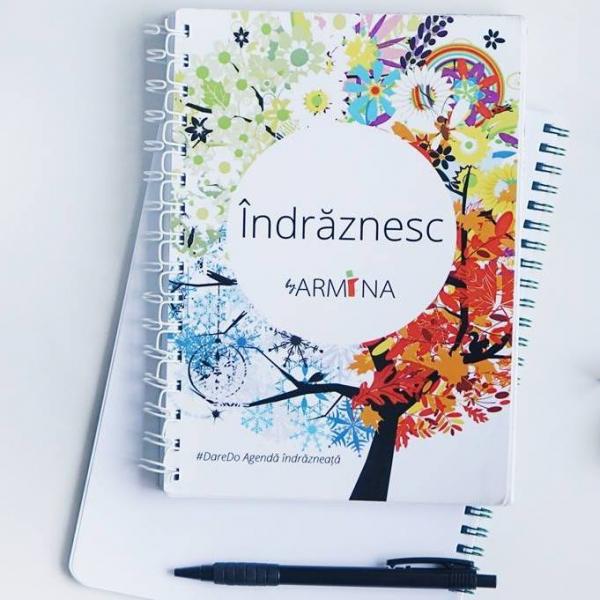 "Agenda ""Indraznesc"" by Armina 0"