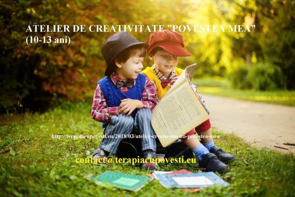 Ateliere creatie si povesti pentru copii