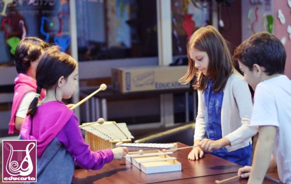 Atelier de muzica pentru copii in Bucuresti - Educarta