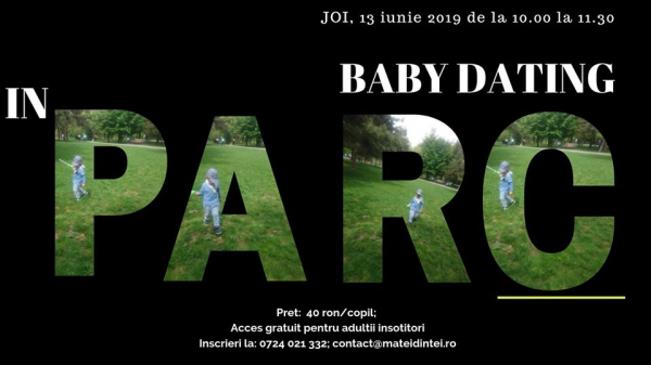 Baby Dating in the park