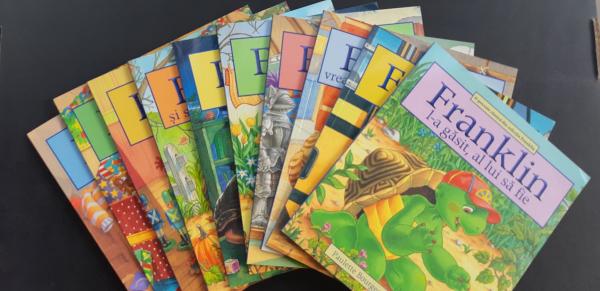 """Colectia de carti pentru copii """"Franklin"""" 0"""