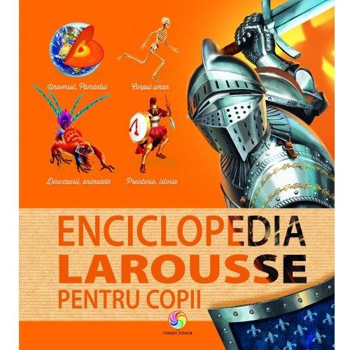 Corint Enciclopedia Larousse pentru copii 0
