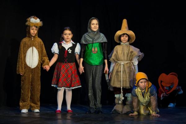 Cursuri actorie copii - Victory Center