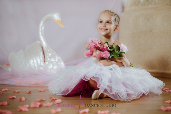 Balet individual copii Bucuresti - Victoria Dace Studio
