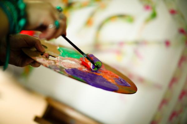 Curs de pictura intuitiva by SheZen