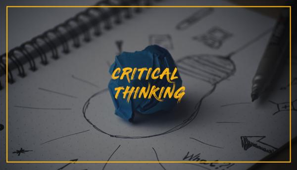 Curs Gândire Critică Și Predispoziții Cognitive