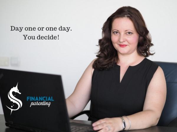 """Curs online """"Tu și banii tăi! Să pornim la drum"""" cu Anamaria Ciuhuta @Financial Parenting"""