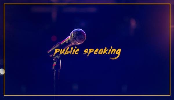 Curs Public Speaking și Tehnici de Prezentare