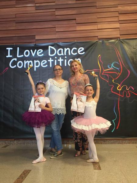 Cursuri de dans si balet pentru copii Bucuresti - Clubul Sportiv Happy Star