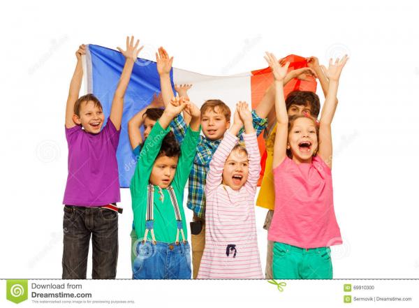Françaventure – atelier de limba franceză 4 -6 ani 0