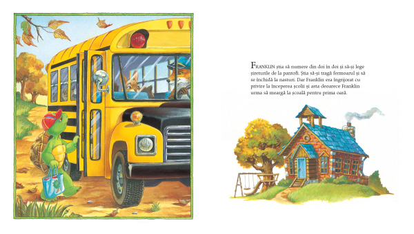 """Franklin merge la școală"" 3"