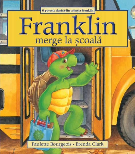 """Franklin merge la școală"" 0"