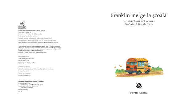 """Franklin merge la școală"" 2"
