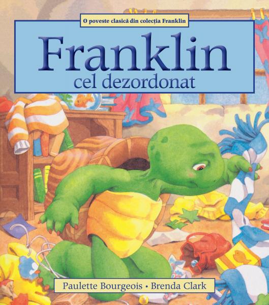 """""""Franklin cel dezordonat"""" 2"""