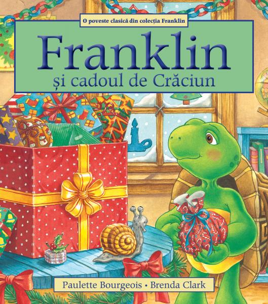 """""""Franklin și cadoul de Crăciun"""" 0"""