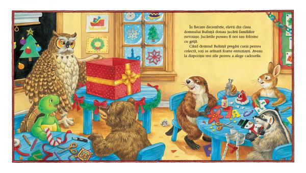 """""""Franklin și cadoul de Crăciun"""" 2"""
