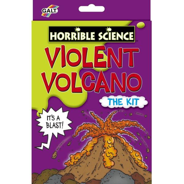 Galt Horrible Science: Vulcanul violent 0