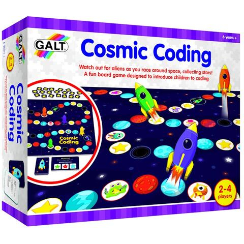 Galt - Joc - Aventura spatiala