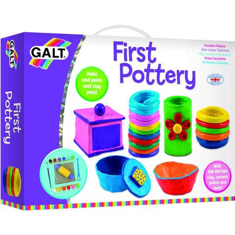 Galt - Primul meu kit de olarit 0