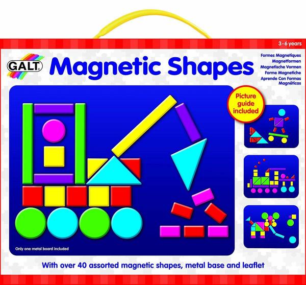 Galt - Set cu forme magnetice 0