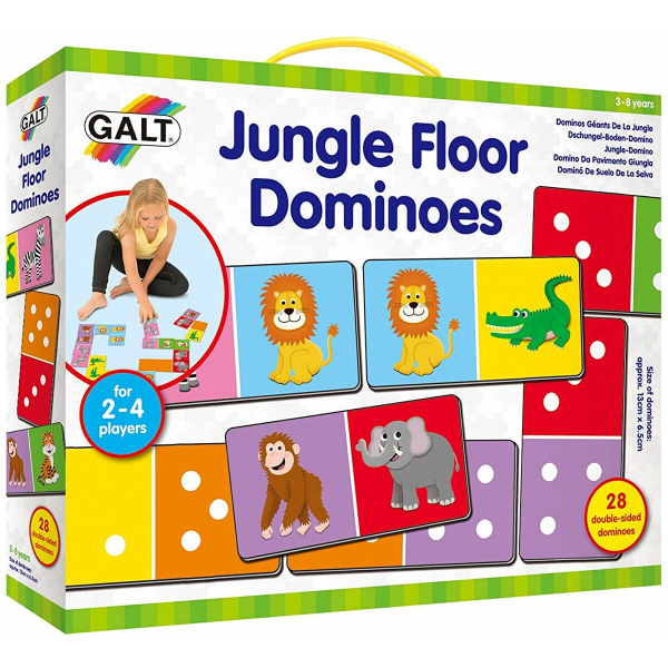 Galt - Joc - Domino gigant Jungla 0