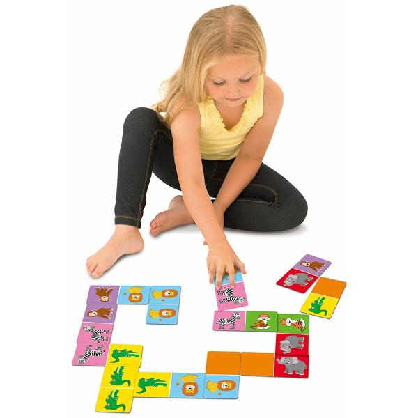 Galt - Joc - Domino gigant Jungla