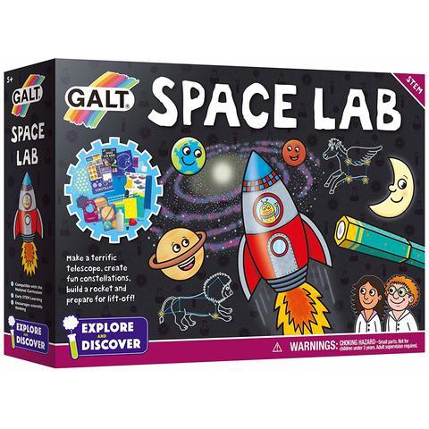 Galt Set experimente - Laboratorul spatial 0
