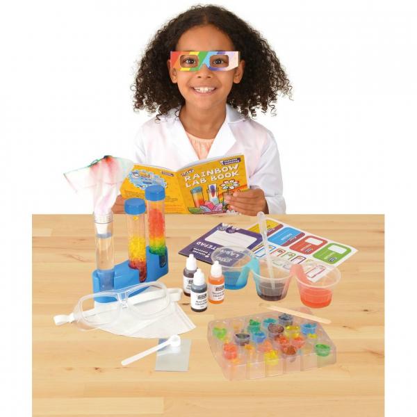 Galt - Set experimente - Rainbow lab