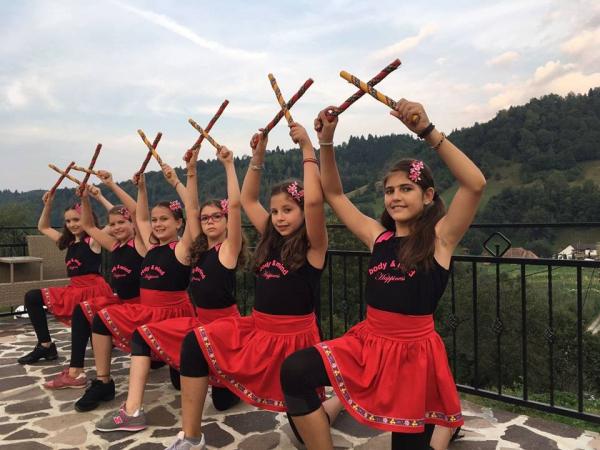 Cursuri gimnastica copii sector 3 - Titan Finess Club