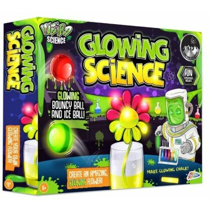 Grafix - Set experimente - Glowing Science 0