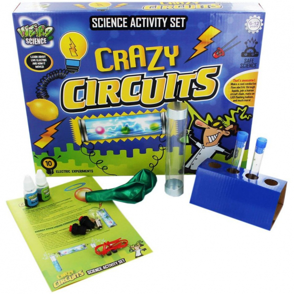 Grafix - Set experimente - Circuite electrice 0