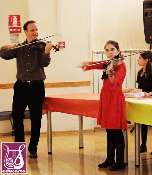 Cursuri de vioara pentru copii in Bucuresti - Educarta