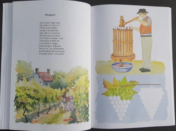 Magia punctelor - carte de poezii interactive pentru copii 5