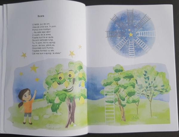 Magia punctelor - carte de poezii interactive pentru copii 4