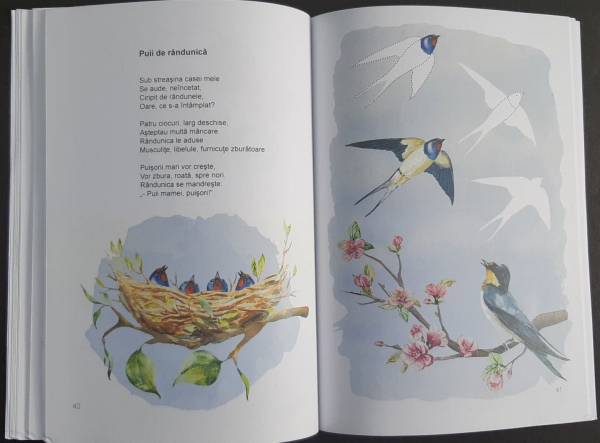 Magia punctelor - carte de poezii interactive pentru copii 3