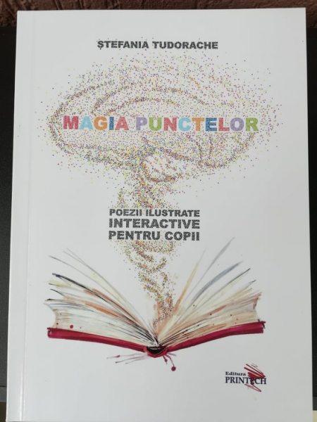 Magia punctelor - carte de poezii interactive pentru copii 0