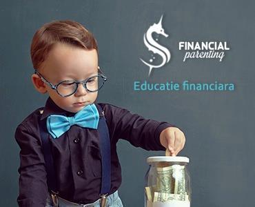 Educație financiară pentru copii in Scoala Altfel 0