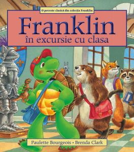 Franklin în excursie cu clasa