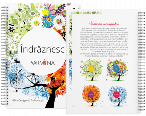 "Agenda ""Indraznesc"" by Armina"