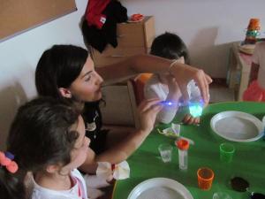 Club de știință pentru copii (4-6 ani)