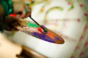 Curs de pictura intuitiva