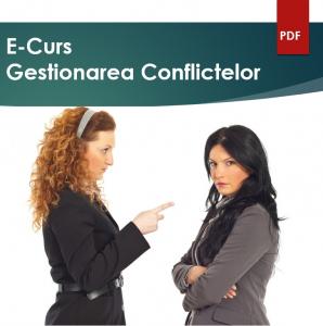 Curs online Gestionarea Conflictelor