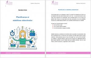 Curs online Planificarea si Stabilirea Obiectivelor1