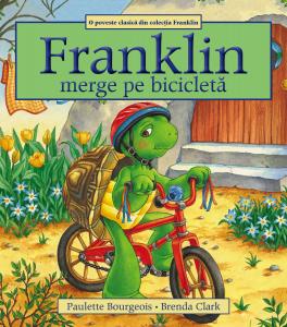 """""""Franklin merge pe bicicletă"""""""