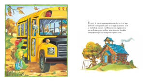 """Franklin merge la școală""3"
